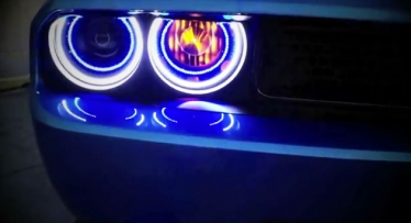 Nauji Dodge žibintai