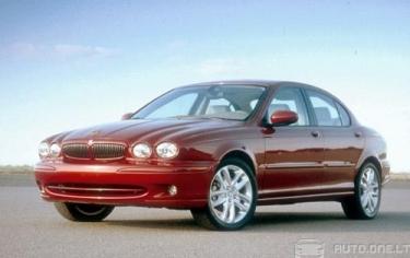 Naudotas Jaguar X-Type