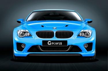 Patobulintas BMW M6 Hurricane CS