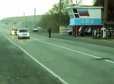 Rusijos policijos kasdienybė