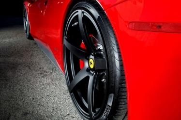 Nauji Vorsteiner Wheels ratlankiai skirti Ferrari 458 Italia ir BMW 5-Series