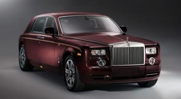 Speciali versija Rolls Royce Phantom skirta Kinijos rinkai