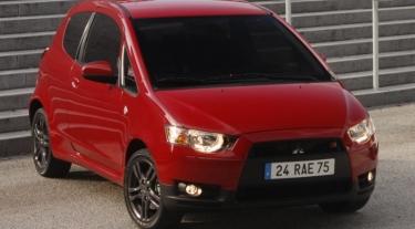 Mitsubishi stabdo gamyklą Europoje
