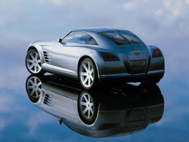 Chrysler Crossfire - vokiečių ir amerikiečių kryžminė ugnis