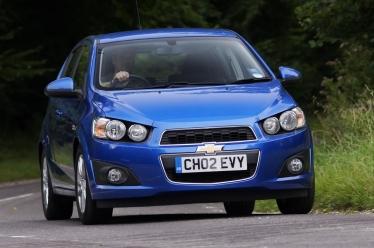 Chevrolet Aveo - saugiausias mažylis 2011 metais