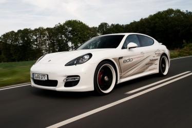 Porsche Panamera Turbo S Edo Competition