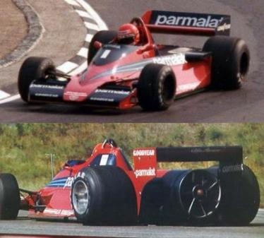Įdomiausi lenktyninių bolidų sprendimai per autosporto istoriją