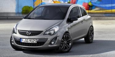 Opel Corsa Kaleidoscope versija