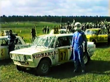 Lietuvos autokrosas 1988 metais