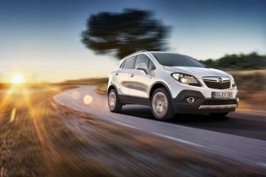 Naujasis SUV Opel Mokka
