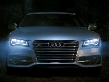 Vampyrai renkasi Audi