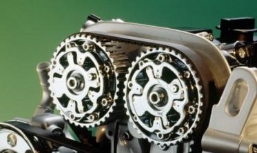 Mažalitražis Ford variklis