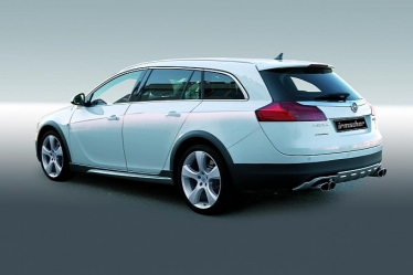Opel Insignia ST Cross4