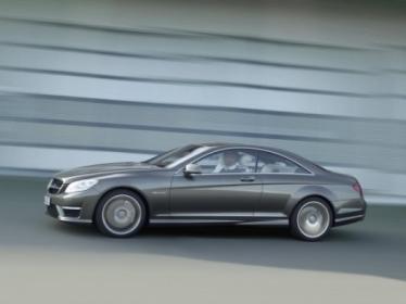 2011 metų Mercedes-Benz CL63 AMG