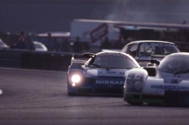 Istorija apie Nissan laimėjusį Daytona 24 varžybas
