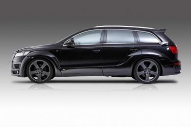 2011 metų Audi Q7 S-Line JE Design