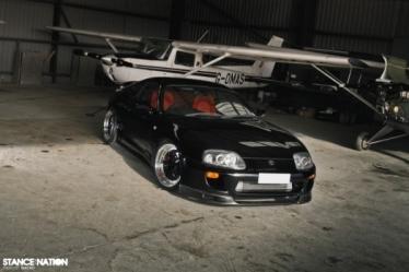 5 metai meilės automobiliui rezultatas - Toyota Supra 2JZ Turbo