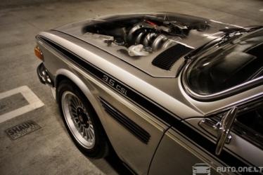 """Senas BMW coupe """"rykliukas"""""""