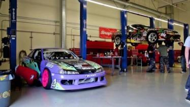 Naujienos Formula Drift 2012 fronte