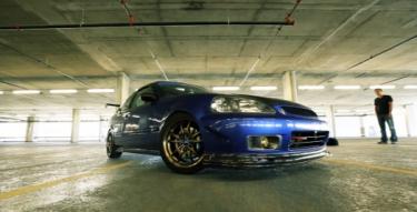 Honda Civic SiR: grožis paprastume