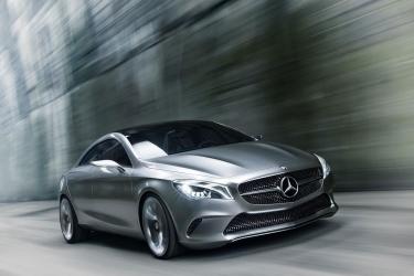 Mercedes-Benz pristatė naująjį Concept Style Coupe