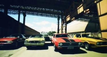 Braziliška šventė skirta Mustang