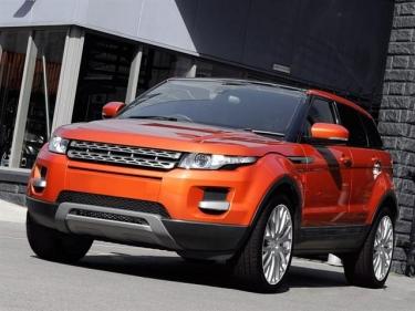 Range Rover Evoque iš Project Kahn garažo