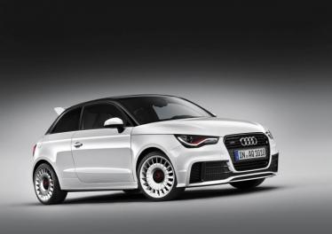 Audi išleis ribotą kiekį A1 Quattro su 252 AG