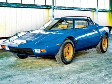 1976 metų Lancia Stratos Stradale aukcione