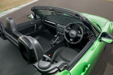 Mazda MX-5 sportinė versija