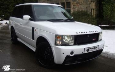 Range Rover iš Prior Design rankų