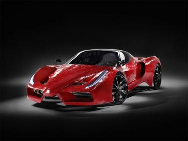 Kiek kitoks Ferrari dviratis