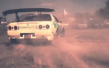 Drifto automobiliai
