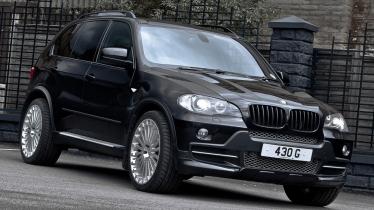 Afzal Kahn suteikė naują išvaizdą BMW X5