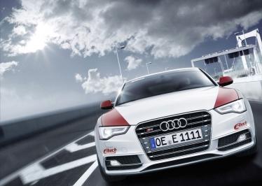 Audi S5 Eibach projektas