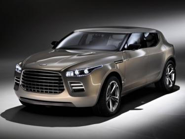 Nepamirštas Aston Martin Lagonda SUV projektas