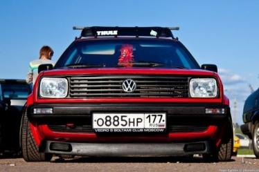 VW 2012 metų festivalio akimirkos
