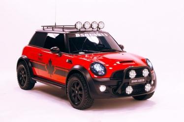 Specialus Mini Cooper S