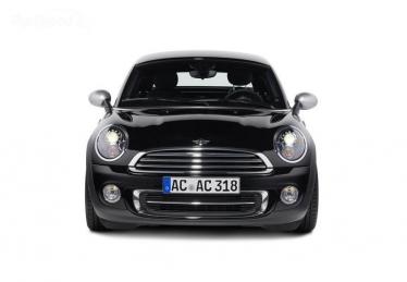 AC Schnitzer patobulino Mini Coupe
