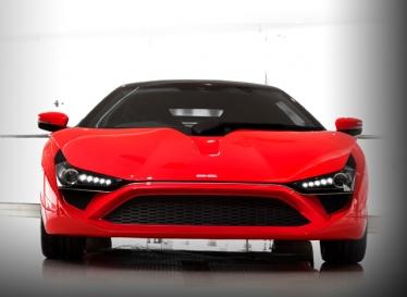 Indiškas superautomobilis DC Design Avanti