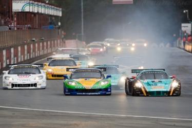 FIA GT Zolder lenktynių akimirkos