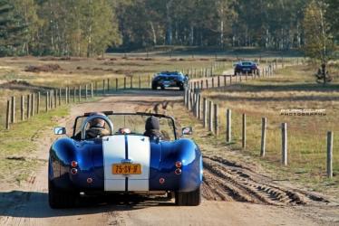 Belgijos super automobilių susitikimas oro uoste