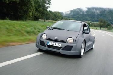 Renault Twingo V8 Trophy