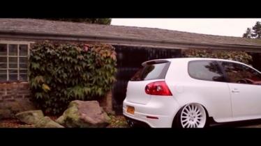 Švarus VW golf Mk5